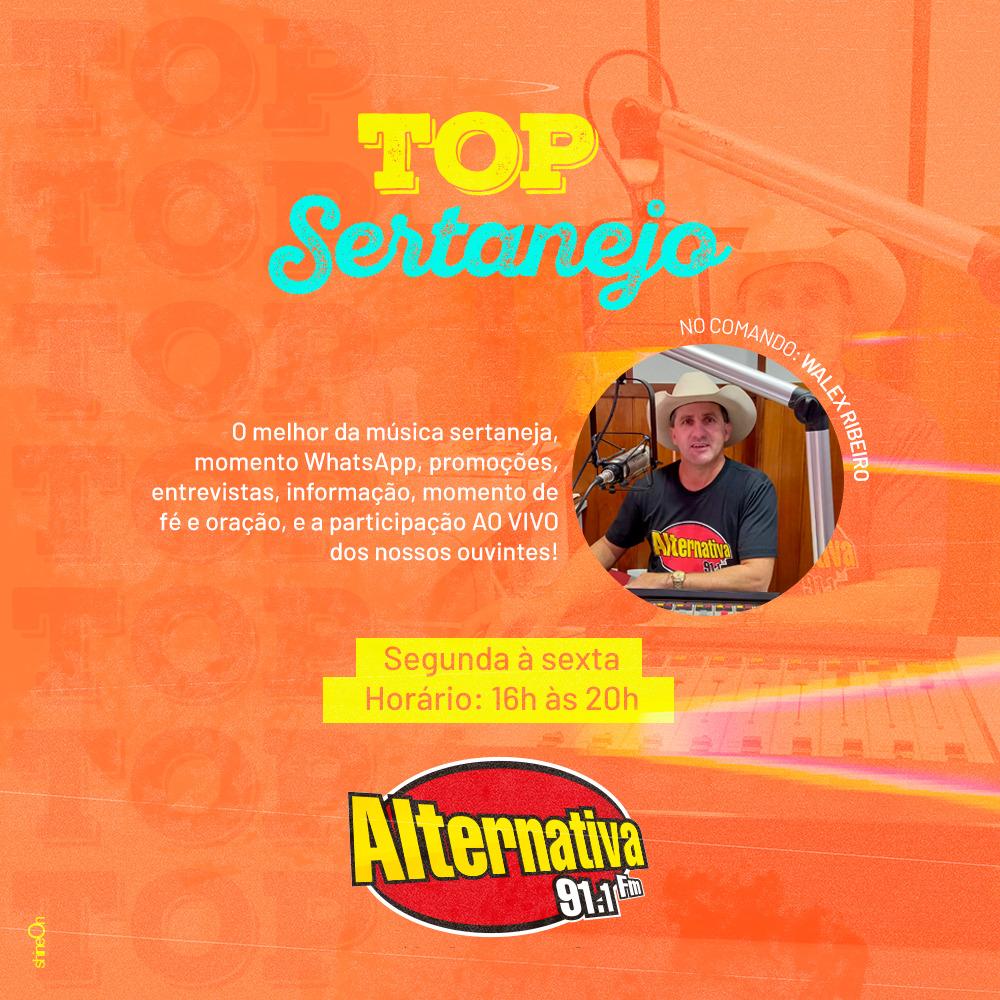 Top Sertanejo